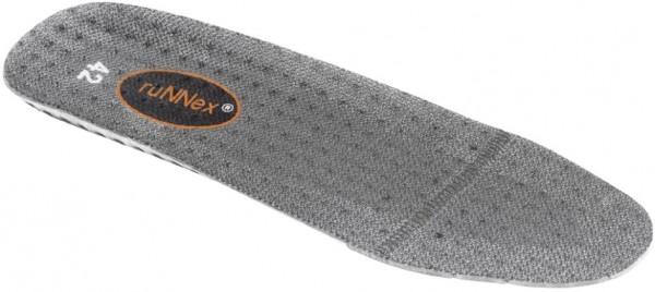 Ersatzfußbett für ruNNex Schuhe grau 5401