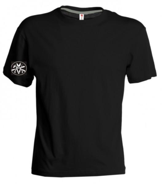 """Zunft T-Shirt """"Klempner"""" Ärmellogo"""