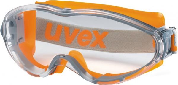Ersatzscheibe für Augenschutzbrille uvex ultrasonic supravision excellence orange/grau 9302.255