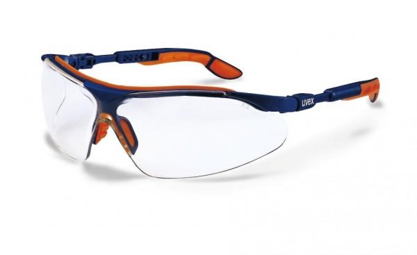 Ersatzscheibe für Augenschutzbrille uvex i-vo supravision sapphire blau/orange 9160.065