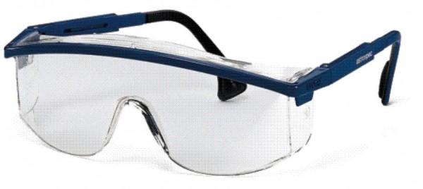 Ersatzscheibe für Augenschutzbrille uvex astrospec supravision sapphire blau 9168.065
