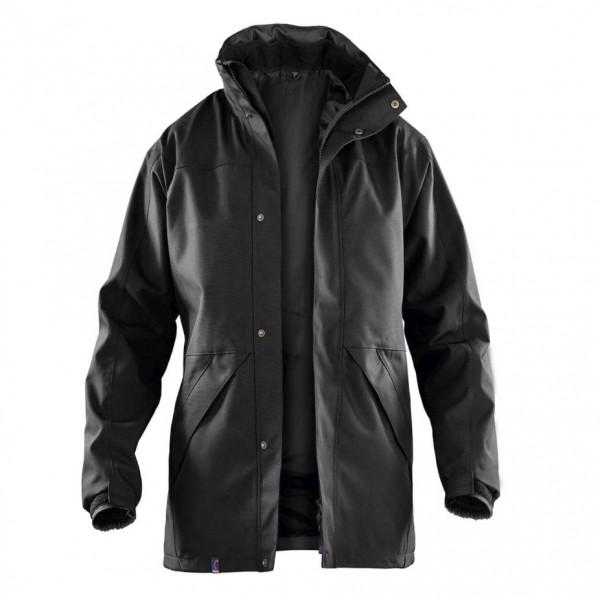 Weather-Dress Doppeljacke Skytex schwarz