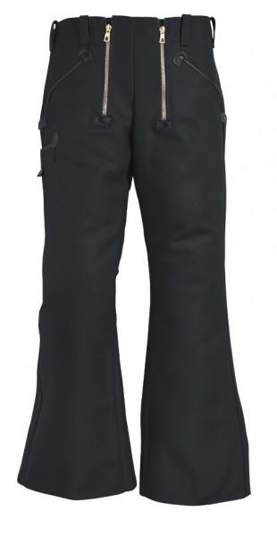 Zunfthose Zwirn-Doppelpilot Ingo FHB 70004 schwarz