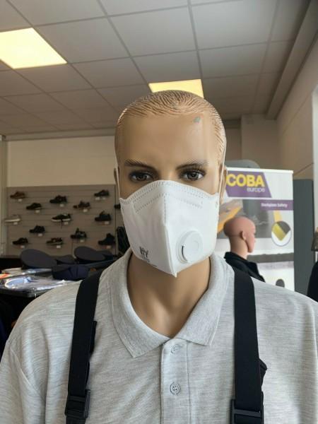 FFP3 Maske Nitras mit Ventil